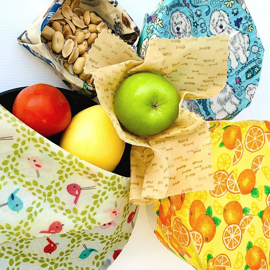 Beeswax Wraps DIY