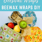 How to make beeswax wraps - beeswax wraps DIY