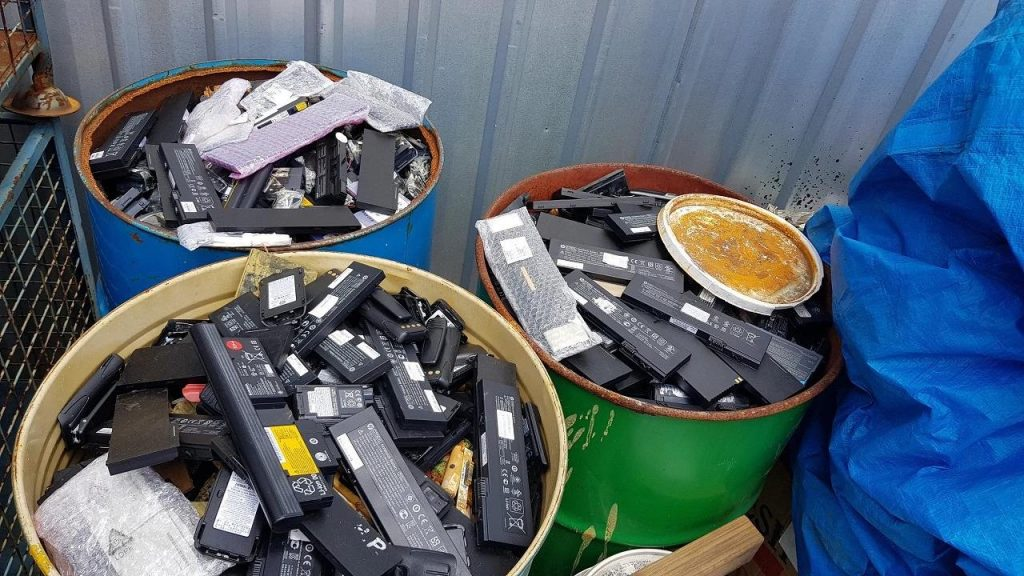 electronic waste in Australia