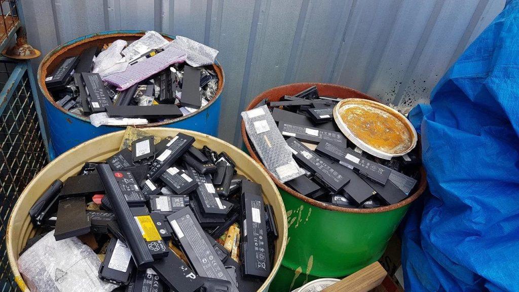 electronic waste in Australia