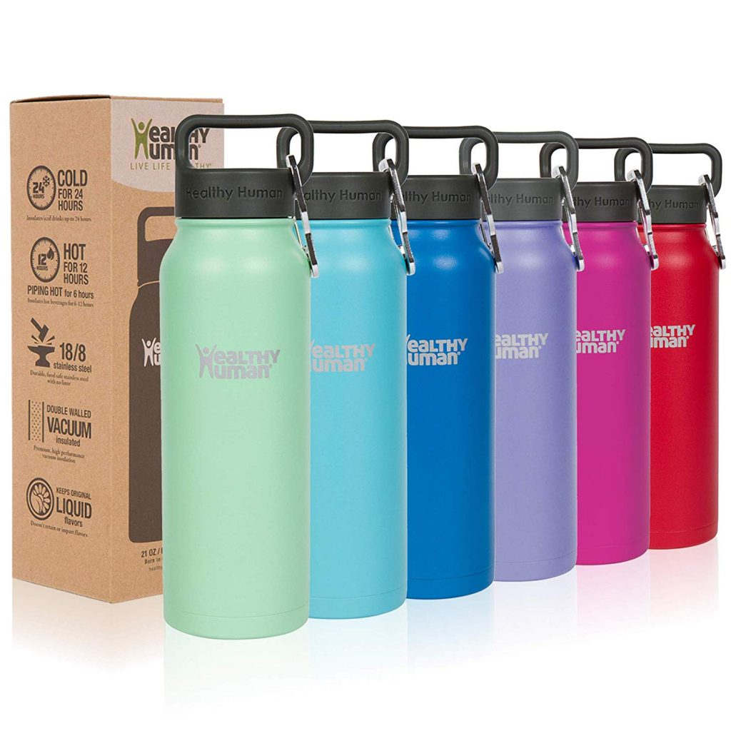 Healthy Human Insulated Stainless Steel Bottle