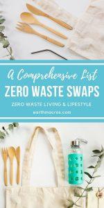 Over 93+ Zero Waste Swaps For A Zero Waste Lifestyle