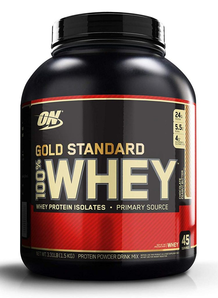 Gold Standard 100% Whey Protein Powder, Chocolate Peanut Butter-