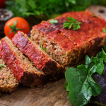 easy low carb meat loaf